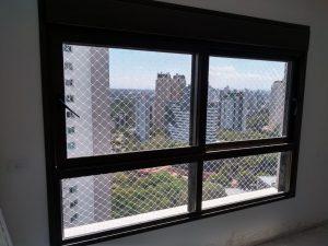 redes de proteção para janelas em curitiba apartamento tela de segurança