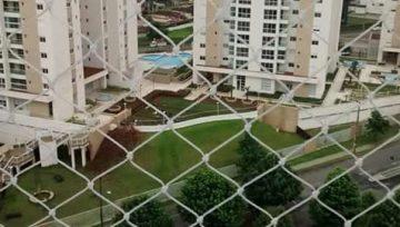 Redes de Proteção em Apartamentos