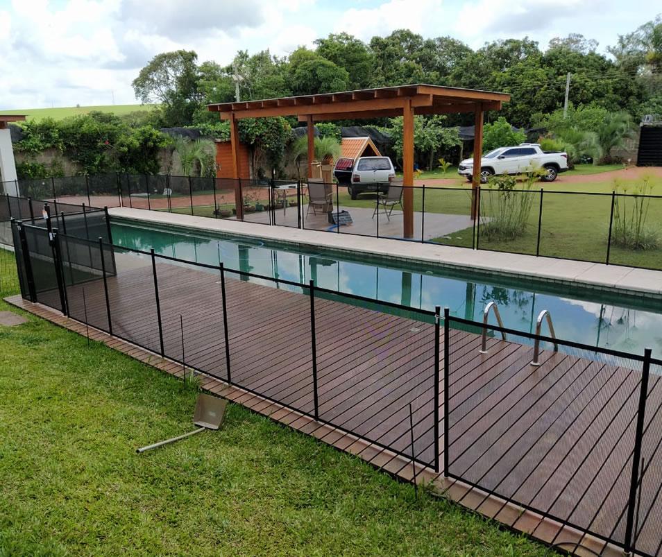 cerca removível em Curitiba
